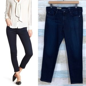 AG Adriano Goldschmied Stevie Ankle Jeans Petite